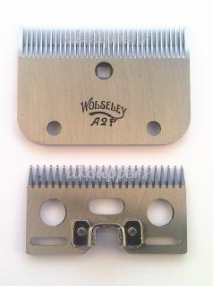 Wolseley A2F Clipper Blades